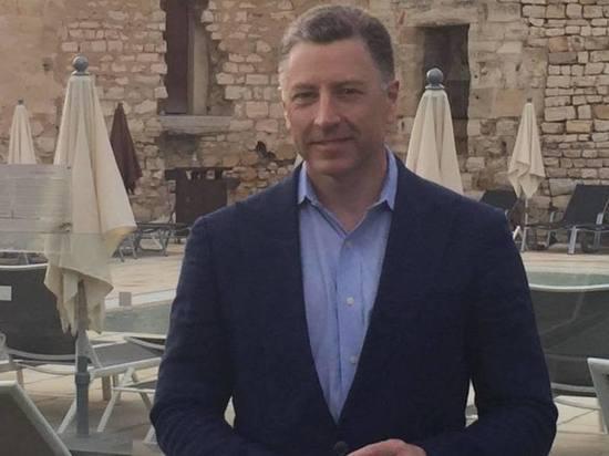 Специпредставитель Госдепа Волкер на Украине: не понравилась погода