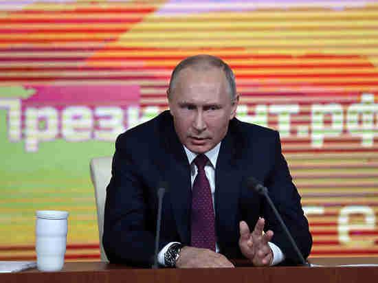 СМИ говорили о подготовке митингов вподдержку Владимира Путина