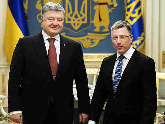 Сурков: Новые предложения США поУкраине выглядят вполне реализуемыми