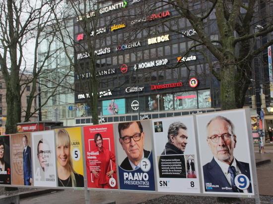 Все претенденты напост президента Финляндии проголосовали навыборах