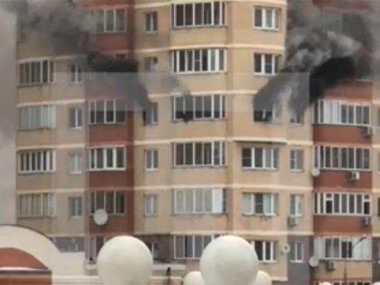 Два страшных пожара в Москве и Подмосковье: виновата кухня