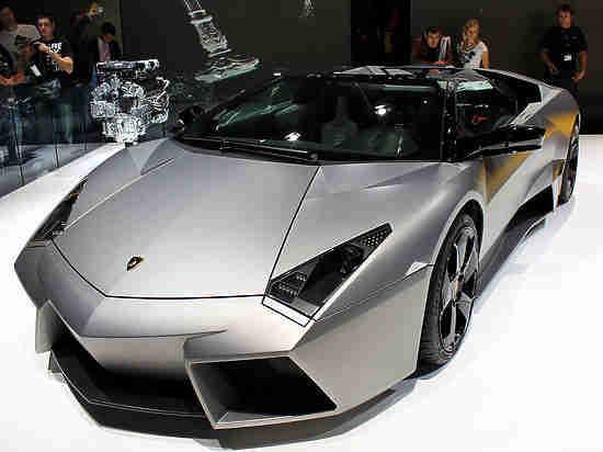 Продажи Lamborghini в Российской Федерации увеличились натреть, побив рекорд компании