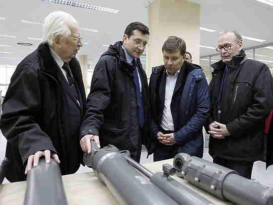 Холдинг «Вертолеты России» расширяет сотрудничество с «Гидромашем»