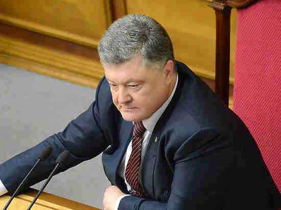 Порошенко прислал на суд к Саакашвили липового представителя