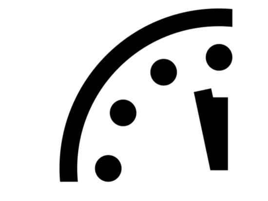 Конец света близок: почему Часы Судного дня вновь перевели вперед