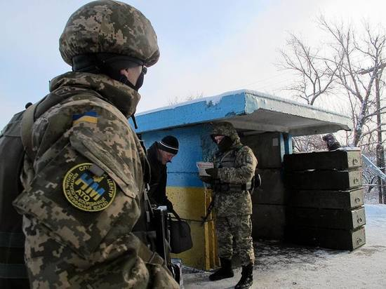 ДНР: ВСУ засутки семь раз нарушили режим перемирия
