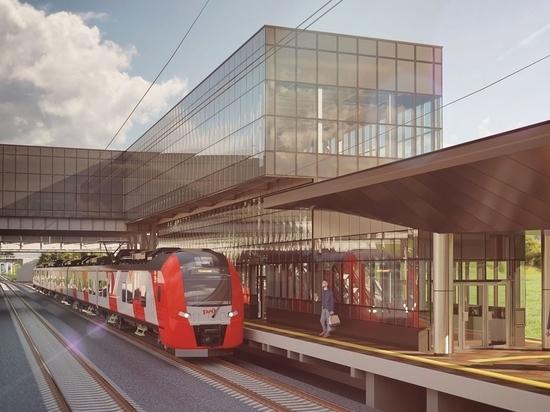 Москомархитектура утвердила дизайн 2-х станций МЖД