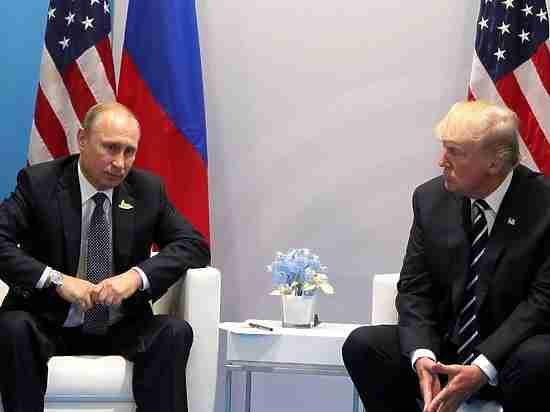 «В политическом плане Америка Трампа для России Путина закрыта»