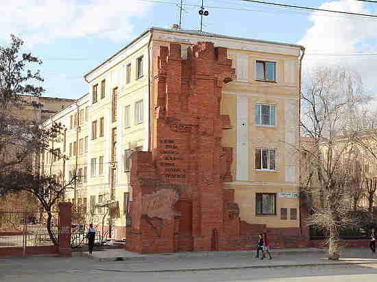 В опубликованных документах о Сталинградской битве обнаружилась история дома Павлова