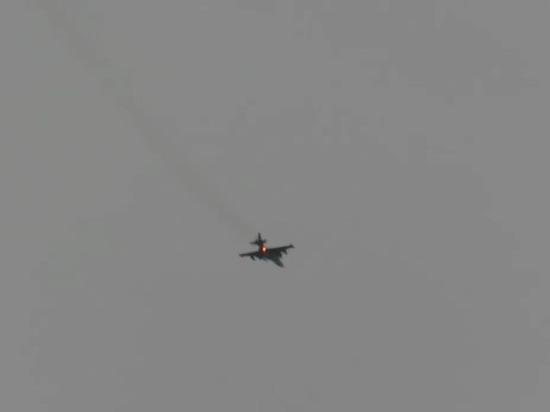 доставка тела сбитого летчика видео