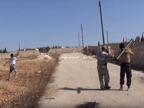 Западные СМИ задумались, откуда у боевиков в Сирии ПЗРК