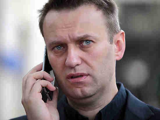 Алексея Навального подозревают визбиении полицейских