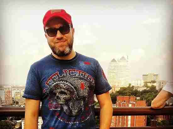 Поглумившийся над гибелью  русского  пилота украинский волонтер умер  спустя сутки