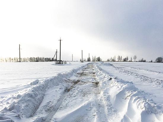 Люди в деревеньке Севрюково выживают, как в блокадном Ленинграде