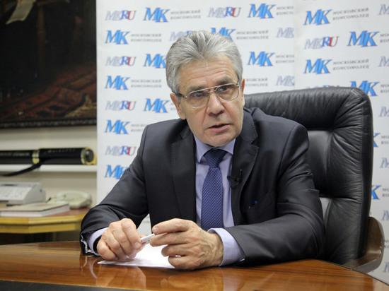 Президент РАН Александр Сергеев: «Ситуация в космосе выходит из-под контроля»