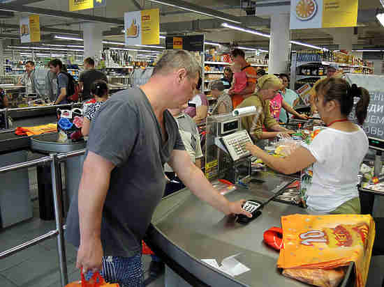ВРФ тестируется система снятия «налички» накассах магазинов