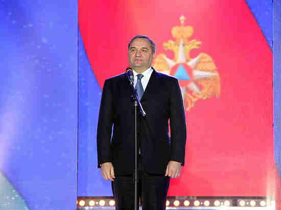 Глава МЧС подвел итоги деятельности российской системы предупрежденияи ликвидации чрезвычайных ситуаций