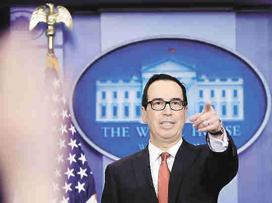 """Bloomberg: у фигурантов """"кремлёвского доклада"""" начались проблемы в США"""