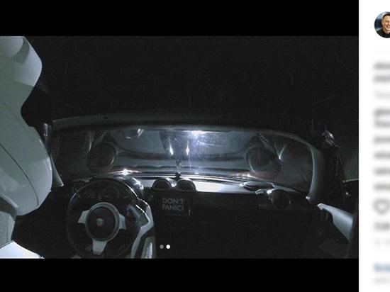 Маск отправил «Теслу» на Falcon Heavy на миллионы лет в космос