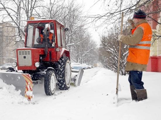 Ответственность за ДТП в снегопад будут нести коммунальщики