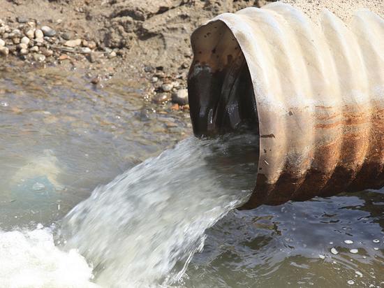 Дагестанский Росприроднадзор годами помогал сливать канализационные воды в Каспийское море