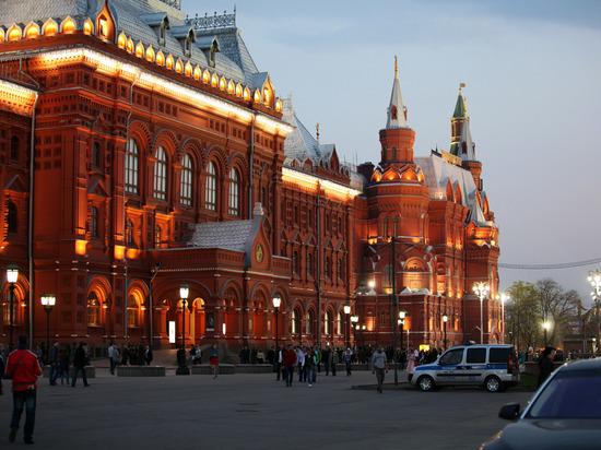 Вход в Исторический музей на Красной площади будет бесплатным