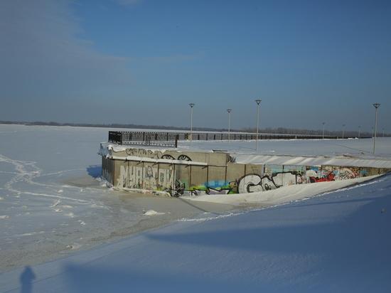 Скандал из-за причала на Нижневолжской набережной разгорелся в Нижнем Новгороде