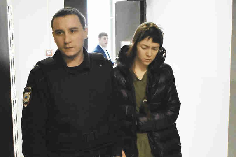 ВПодмосковье арестована обвиняемая вубийстве приемного сына