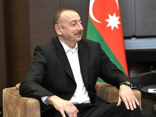 «Решить вопрос Карабаха»: зачем президент Азербайджана назвал Армению «нашей землей»