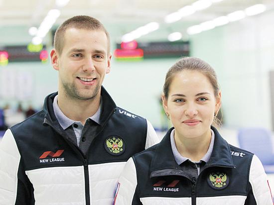 Российские кёрлингисты вышли на второе место в таблице Олимпиады-2018