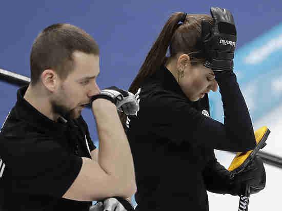Пхёнчхан-2018, кёрлинг: почему сборная России проиграла в полуфинале