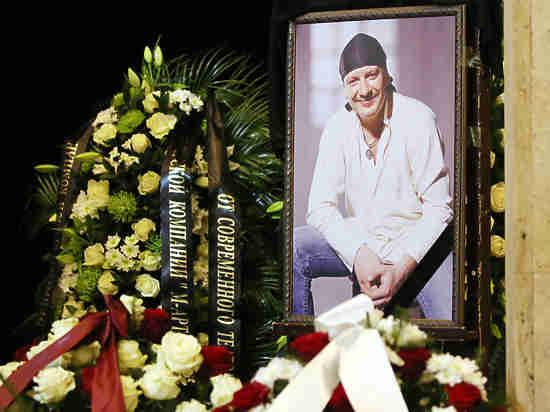 Следователи назвали имя подозреваемого в смерти актера Дмитрия Марьянова