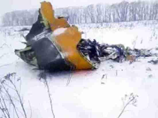 Вовремя проанализированный доклад мог предотвратить крушение Ан-148