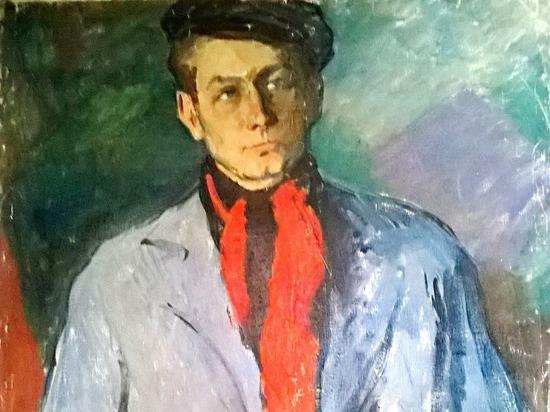 Портрет Евгения Евтушенко украсил коллекцию Третьяковской галереи