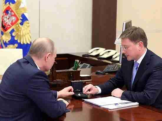 """""""Принесли интересное"""": Путина удивили двумя редкими камнями"""