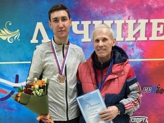 Тамбовский легкоатлет стал бронзовым призером чемпионата России