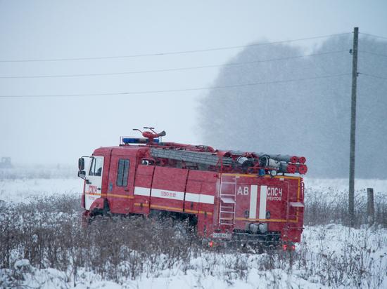 Названа основная версия катастрофы Ан-148 в Подмосковье