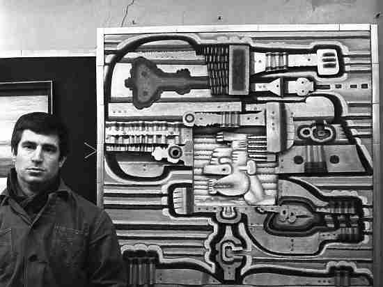 Художник Владимир Янкилевский перед смертью: «Запасники для меня являются крематорием»