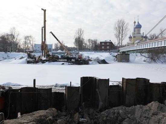 Ярославская область получила третий транш на строительство моста через Которосль