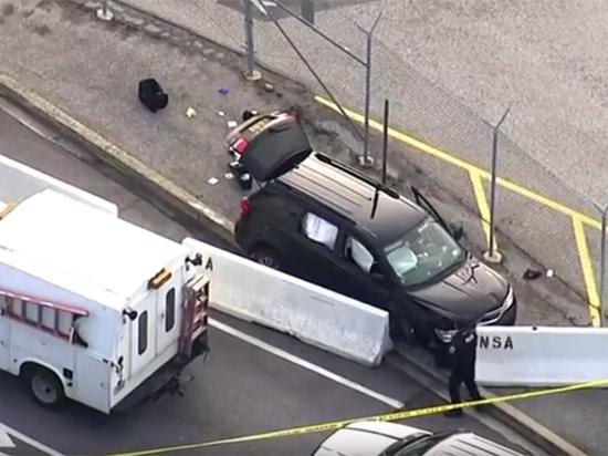 Кто и почему устроил стрельбу на входе в Агентство нацбезопасности США