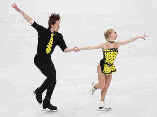 Фигуристы Тарасова и Морозов стали вторыми в короткой программе Олимпиады