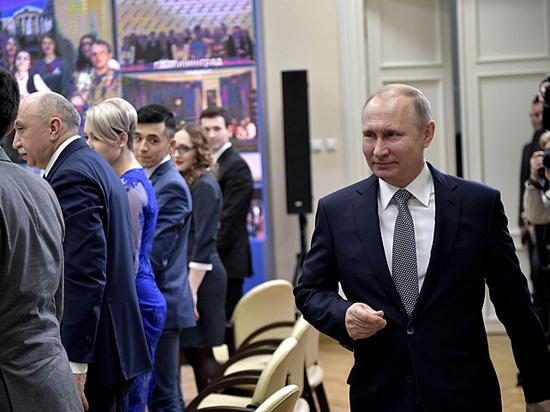 Изнанка выборов Путина: