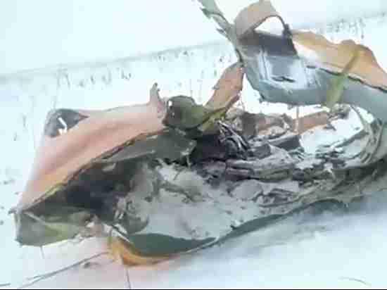 Ругань и крики: СМИ рассказали о поведении пилотов Ан-148