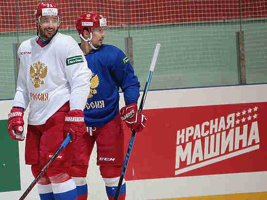 Россия - Словения: онлайн-трансляция хоккея на Олимпиаде 2018