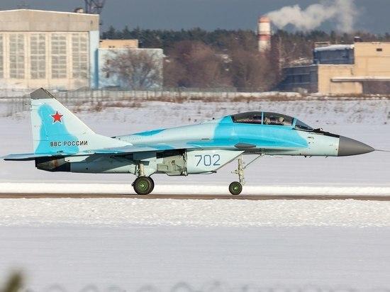 """Испытания """"совершенной боевой машины» МиГ-35 прошли успешно"""