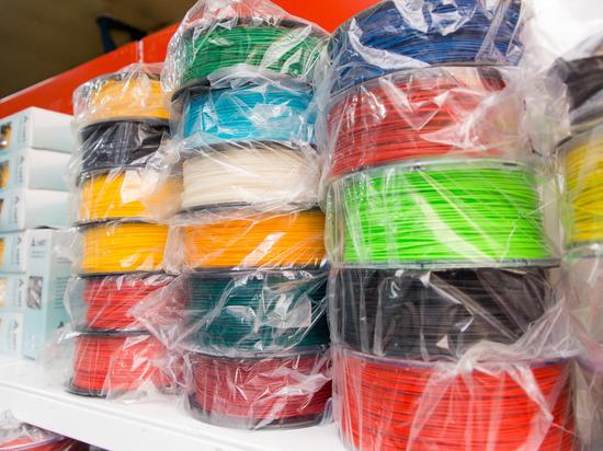 Волгоградскую нить для 3D-принтеров закупает вся страна
