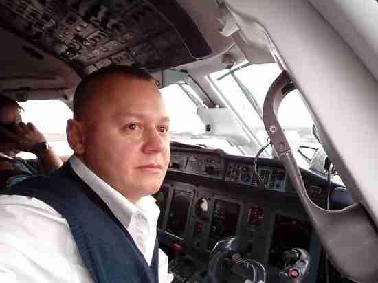 Специалисты расшифровали запись разговоров пилотов Ан-148, который разбился вПодмосковье