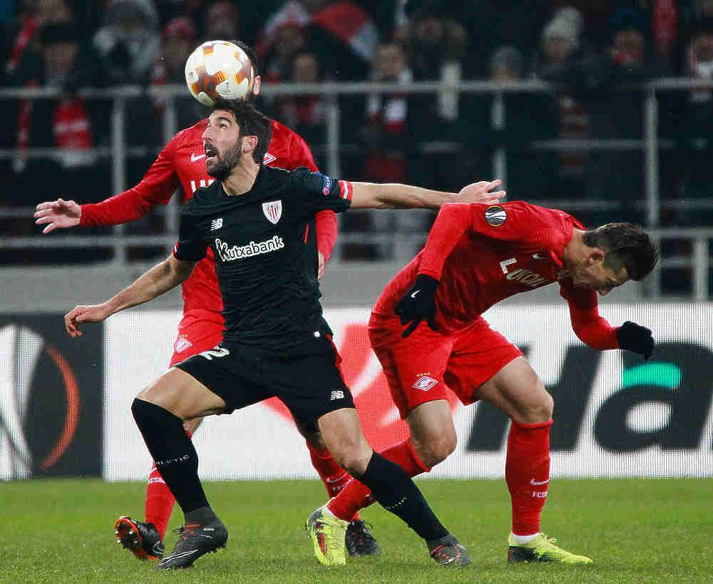 В матче 1/16 финала Лиги Европы, который прошел на домашней арене Спартака в четверг 15 февраля победили гости, счет составил 1 - 3.