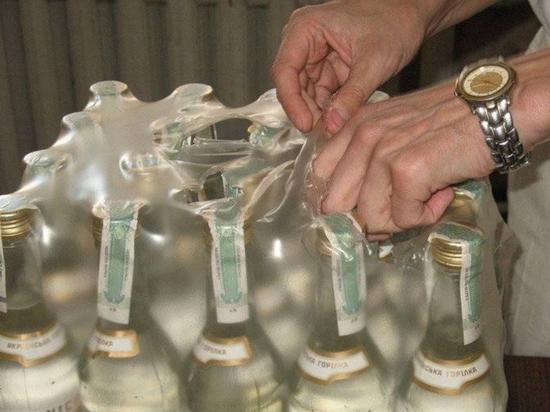 В Сорочинске за хранение и сбыт немаркированного алкоголя преступникам грозит тюрьма и штраф