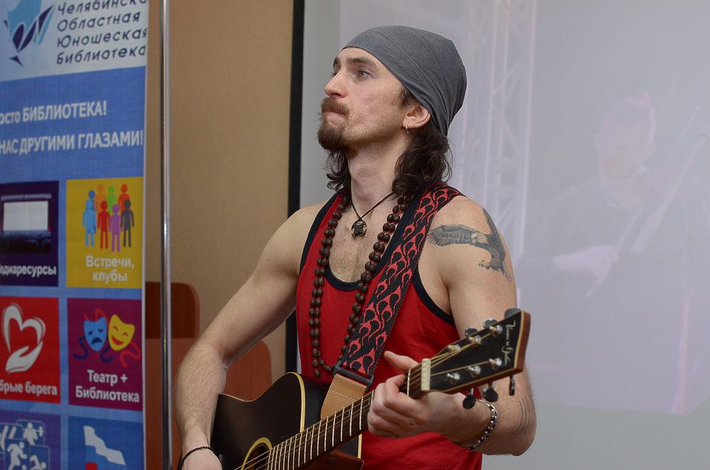 «Я не хуже отца», - заявил сын Игоря Талькова в Челябинске